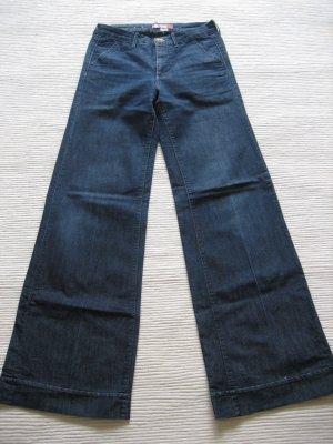 H&M tolle jeans schlaghose gr s 36 eur 27 fit wide