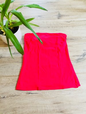 H&M Off the shoulder top roze
