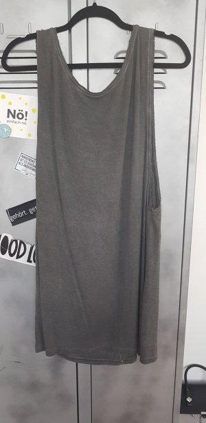 H&M Blusa sin espalda multicolor