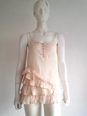H&M Top Bluse Top Rosa Gr. 34