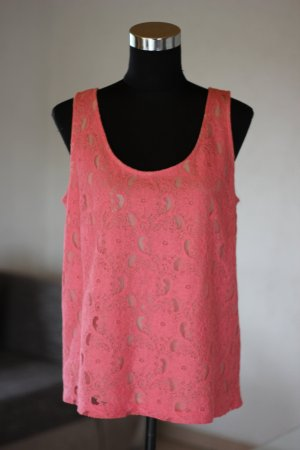 H&M Top, Conscious Collection, Spitze, Lace, blogger