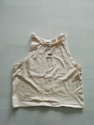 H&M Top Cropped Croptop Statement