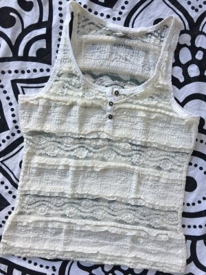 H&M L.O.G.G. Lace Top multicolored