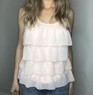 H&M Top in rosa, Gr. S