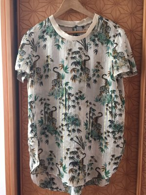 H&M Studio Blouse brillante multicolore