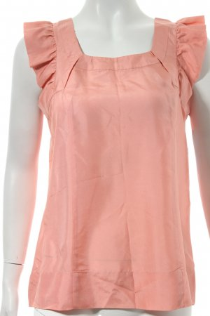 H&M Top rosa Romantik-Look