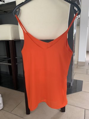 H&M Top rot Gr. 34