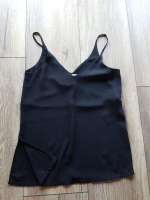 H&M Top schwarz