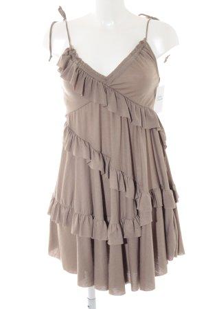 H&M Trägerkleid beige Casual-Look