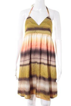 H&M Trägerkleid Farbverlauf Casual-Look