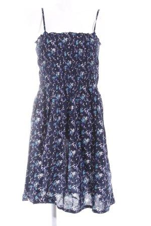 H&M Trägerkleid florales Muster Casual-Look
