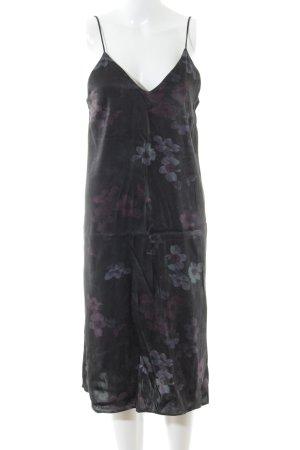 H&M Trägerkleid florales Muster schlichter Stil