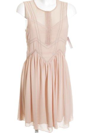 H&M Trägerkleid roségoldfarben-altrosa Elegant