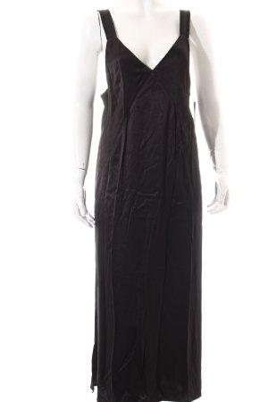 H&M Trägerkleid schwarz