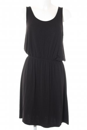 H&M Pinafore dress black beach look