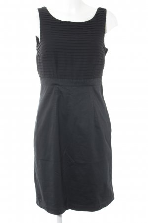 H&M Trägerkleid schwarz-dunkelblau Casual-Look