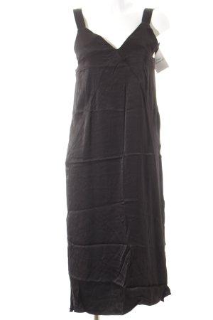 H&M Pinafore dress black elegant