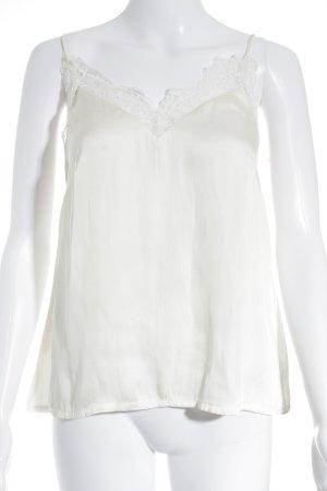 H&M Trägertop creme minimalistischer Stil
