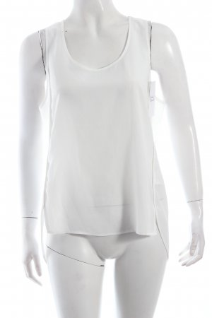 H&M Strappy Top white polyester