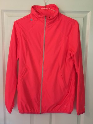 H&M Giacca sport rosso neon