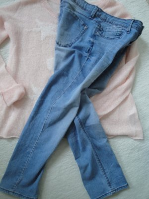 H&M * Traum 7/8 skinny Jeans * hellblau * 36 wNEU