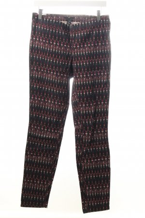 H&M Treggings abstraktes Muster Casual-Look