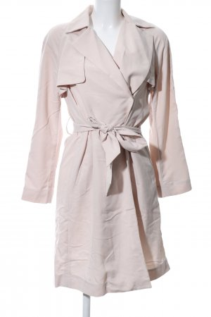 H&M Trenchcoat wollweiß Casual-Look