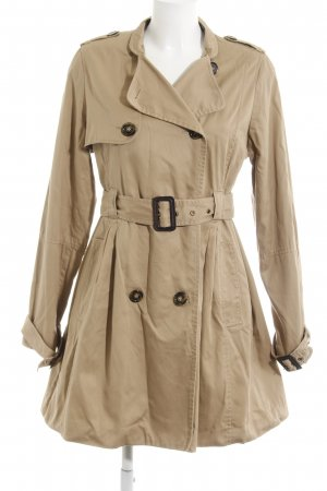 H&M Trenchcoat beige Brit-Look