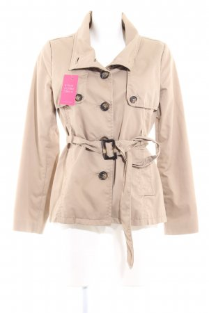 H&M Trenchcoat beige Business-Look