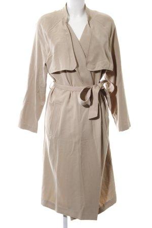 H&M Trenchcoat creme Brit-Look