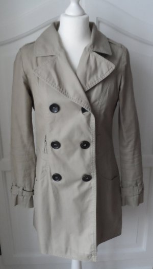 H&M Trenchcoat Gr. 38 Beige wenig getragen