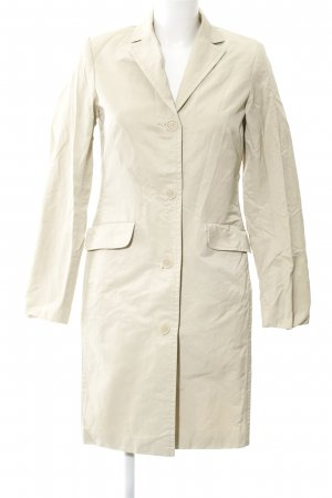 H&M Trenchcoat hellbeige schlichter Stil