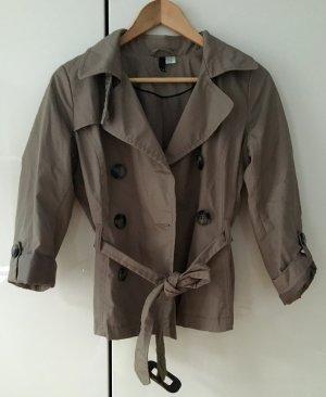 H&M Trenchcoat (kurz)