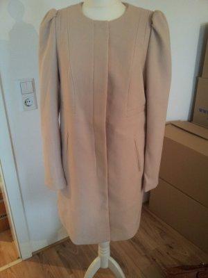 H&M Trenchcoat Mantel Frühling 38 M neu Jacke rosa Sommer