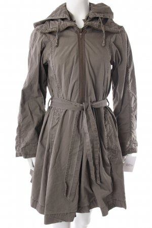 H&M Trench Coat olive green