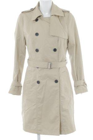 H&M Trenchcoat sandbraun-dunkelbraun Casual-Look
