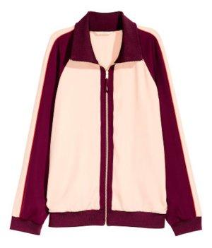H&M Trend Blouson mit Colorblocking
