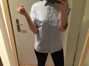 H&M Trend Bluse Hemd Kurzärmlig neu!