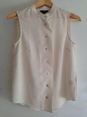 #H&M Trend_Bluse mit schönem Detail an der Knopfleiste