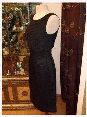 H&M Trend Business Cocktailkleid Sexy Elegant Kleid Dress Schwarz Gr. 36 NEU*