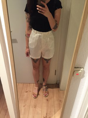 H&M Short Trousers cream-natural white