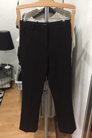 H&M Trend Highwaist Anzugshose Slacks mit Bundfalte 34