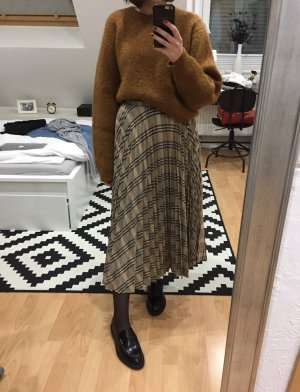 H&M Plaid Skirt multicolored