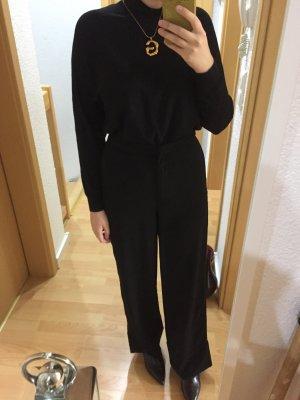 H&M Trend Highwaist Marlene Hose 36