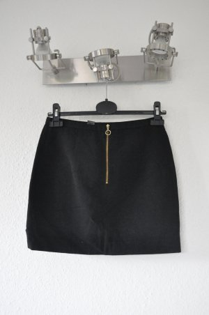H&M Trend Highwaist schwarzer Rock, wie neu, Blogger, Trend, business casual