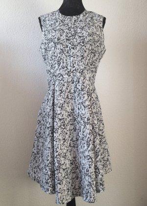 H&M Trend Kleid Muster Print