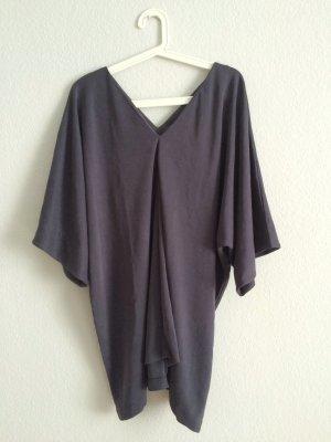 H&M Trend Oversize Shirt Kleid