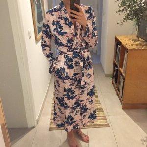 H&M Kimono light pink-blue