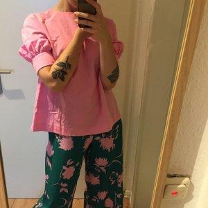 H&M Blouse à enfiler rose