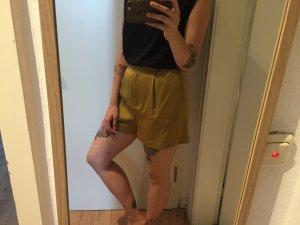 H&M Trend Seiden Silk Shorts High Waist neu!
